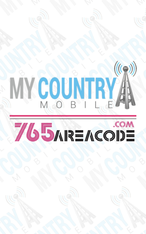 765 area code- My country mobile